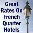 NEW ORLEANS HOTEL FRENCH QUARTER RESERVATIONS